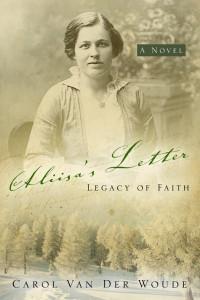 Aliisa's Letter Cover