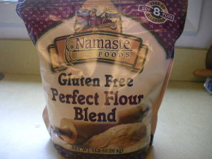 Gluten free flour from Costco
