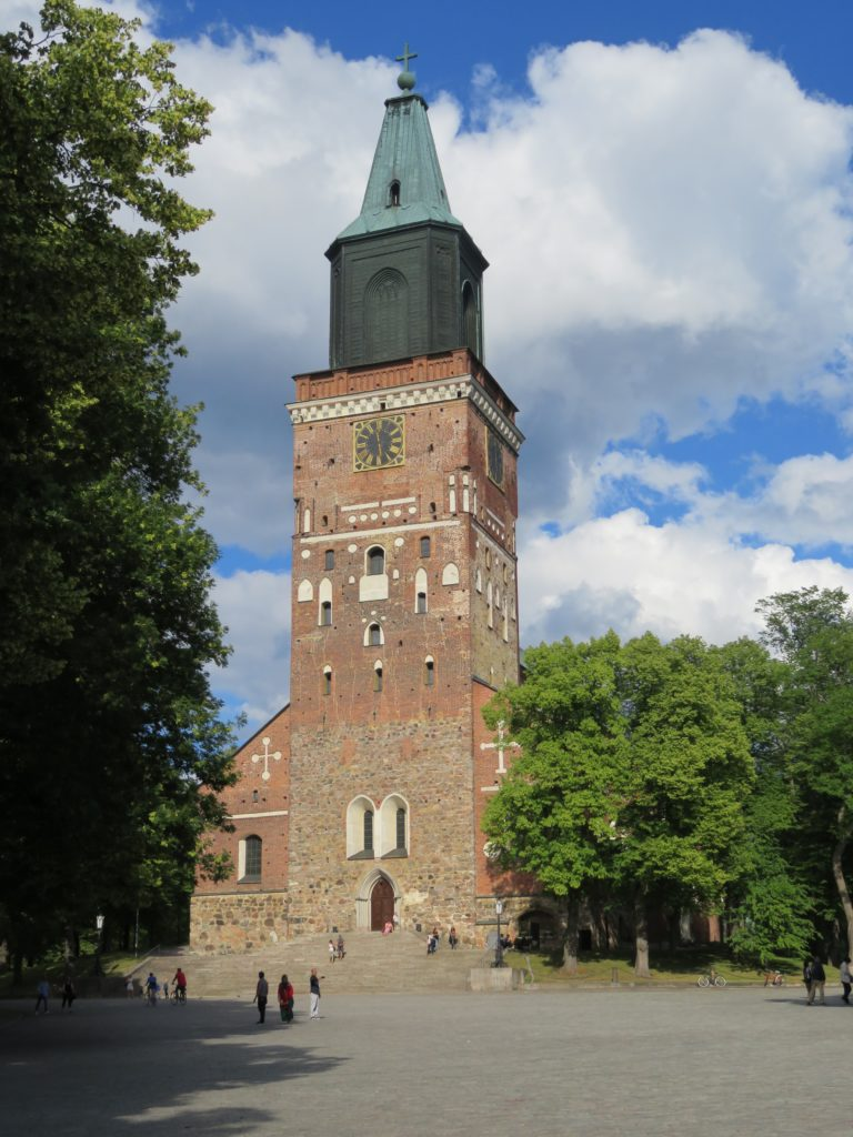 The Church in Turku