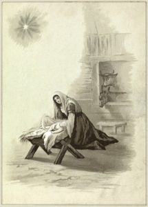 Mary and Manger
