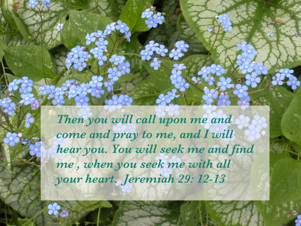 Global Reset or Global Prayer